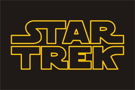 Star Trek as Star Wars