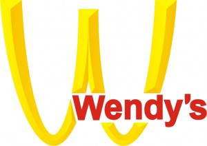 Example: Wendy's as McDonalds
