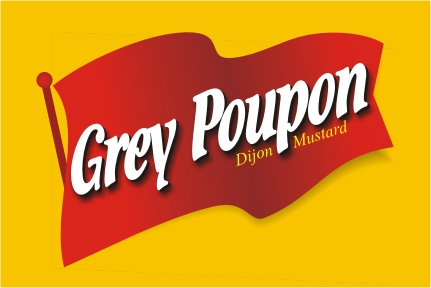 Grey Poupon as French's Mustard